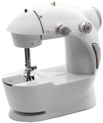 40 In 40 Mini Sewing Machine Basic Stitching White Souq UAE Gorgeous Mini Sewing Machine