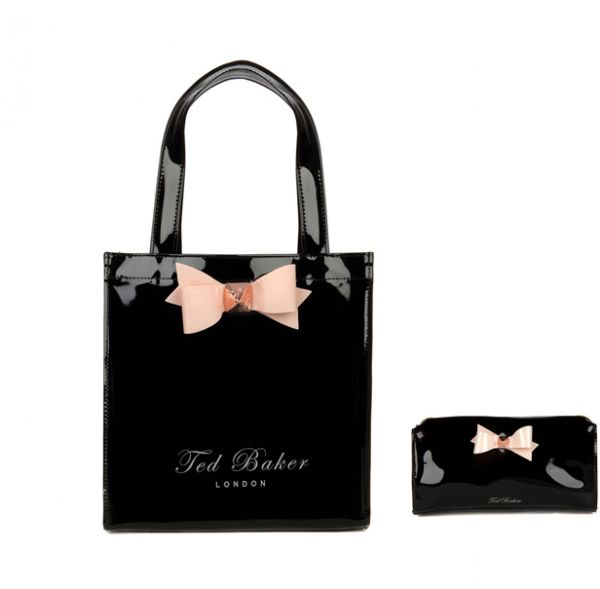 6873ad053fd9b Ted Baker-LILCON-shopper and Make up bag