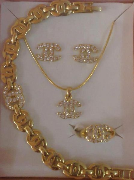 Buy 14K BangkokHongkong Commercial Gold Filled Jewelry Sets