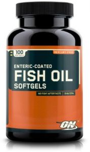 Optimum Fish Oil Omega-3's 100 Softgels