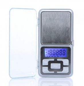 c96c1b29da02 Mini Electronic Digital Pocket Scale Jewelry Weighing Balance Portable  500g/0.1g Counting Function Blue LCD g/tl/oz/ct[H9630 ]