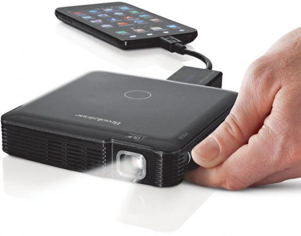 Price review and buy portable pocket projector ksa souq for Handheld projector price