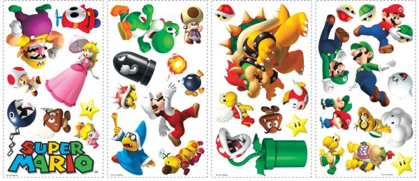 Souq | Super Mario Wall Decals / Stickers | UAE