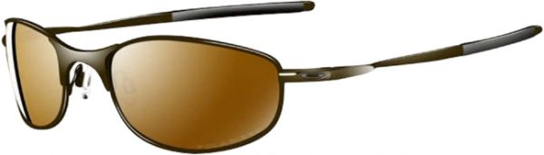22f8ec591c Oakley Polarized Tightrope Men s Sunglasses - Carbon  OAK - S ...