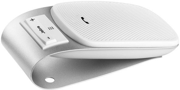 Jabra Drive Bluetooth Speaker Phone White