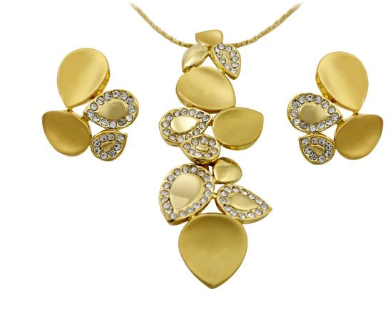 Buy golden essentials 22k gold plated abstract brushed gold leaf this item is currently out of stock aloadofball Images