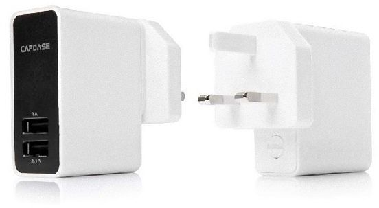 Capdase ADCB-AR02 Wall Charger For Smartphones