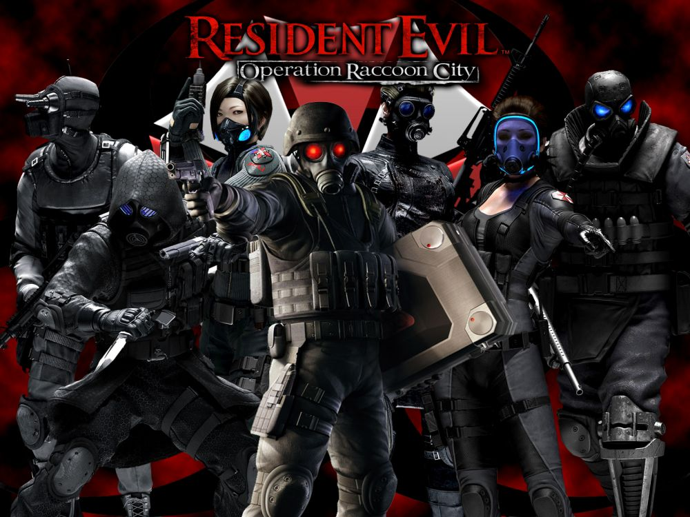 Resident Evil: Operation Raccoon City by Capcom (2012) - PlayStation 3