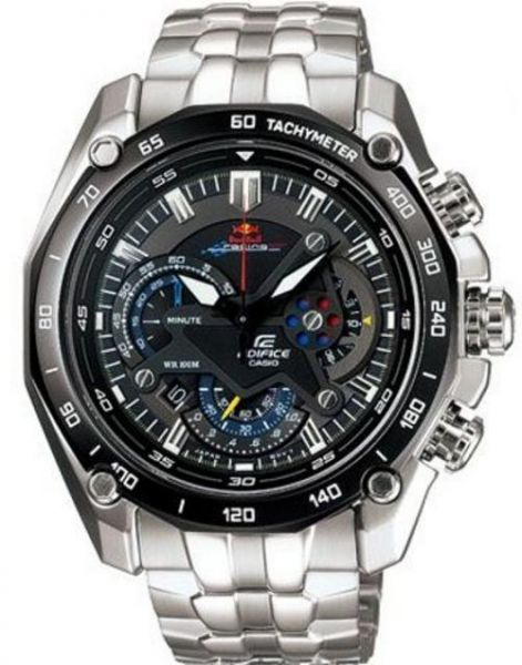 Casio Edifice EF-550RBSP-1AVDR Limited Edition Red Bull Racing Watch ... eed1dc5cc