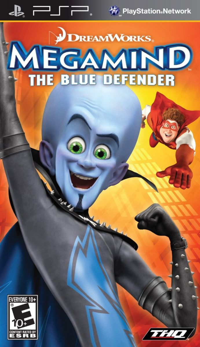 Megamind: The Blue Defender by THQ ‫(2010) - PlayStation