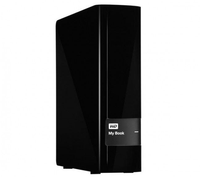 هارديسك خارجي 4 تيرا WD My Book 4TB External Hard Drive Storage