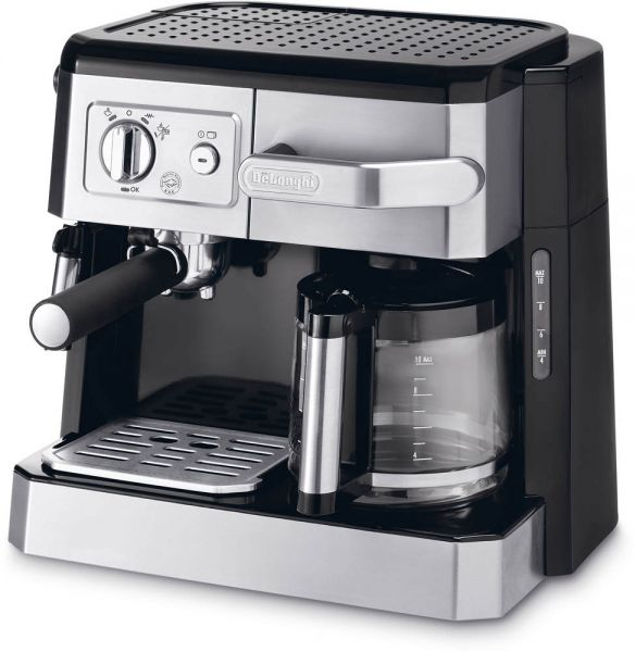 buy de 39 longhi combi espresso and filter coffee machine. Black Bedroom Furniture Sets. Home Design Ideas
