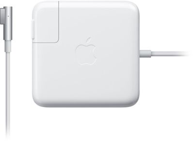 Apple 60W MagSafe Power Adapter ‫(for MacBook and 13-inch MacBook Pro)