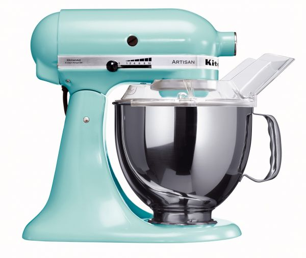 Kitchenaid Artisan 4 8l 300w Stand Mixer Ice Blue Model 5ksm150pseic