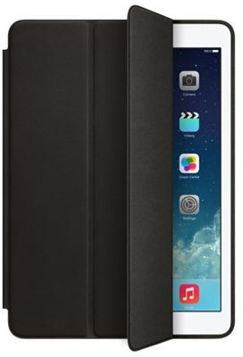 Apple iPad Air Smart Case Leather Black ‫(MF051 ZM/A)