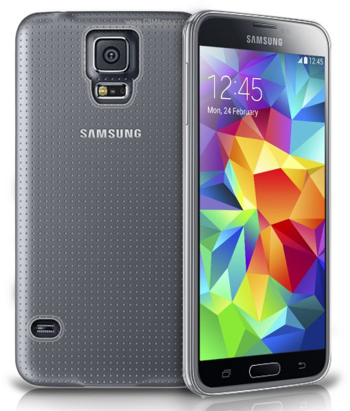 best loved 249f6 9a21a Ultra Thin Case for Samsung Galaxy S5 i9600 (Clear)
