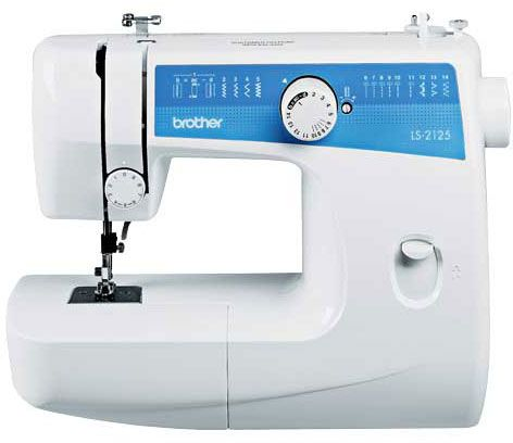 Brother EntryLevel Mechanical Sewing Machine With Multiple Simple How To Thread A Brother Ls2125 Sewing Machine
