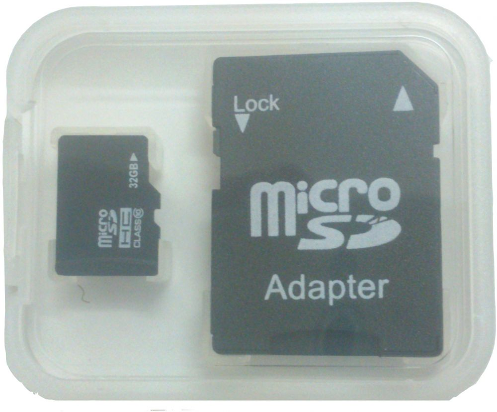 Memory card 32GB Micro SDHC class10 high speed Up to 70 MB/S with adapter كرت ميموري ‫‫(بطاقة ذاكرة ) 32 جيجابايت