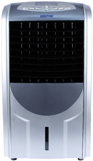 Geepas GAC9438 Air Cooler with Remote (White)