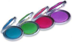 Set of 4 Colors Temporary Hair Chalk