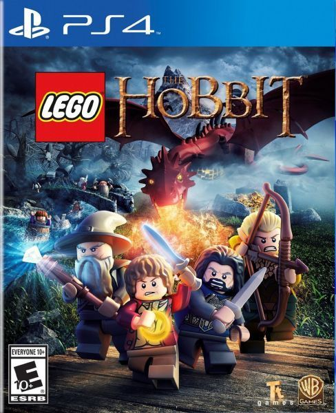 LEGO THE HOBBIT ‫(PS4)