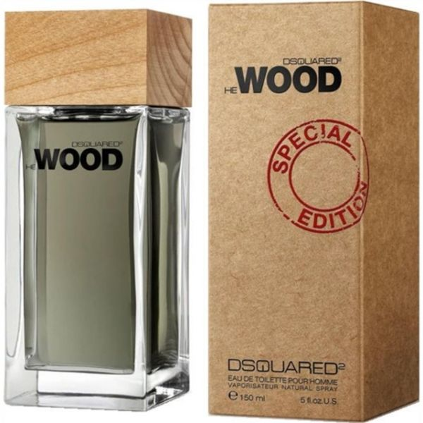 Dsquared2 He Wood Special Edition For Men -150ml 4eac236ed1cd