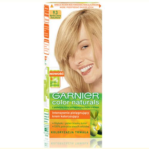 Garnier Color Naturals Black Review