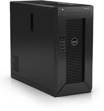 PE T20 ‫(3.5 Chassis with up to 4 Cabled Hard Drives) / Intel Xeon E3-1225v3 Processor / 4GB Memory