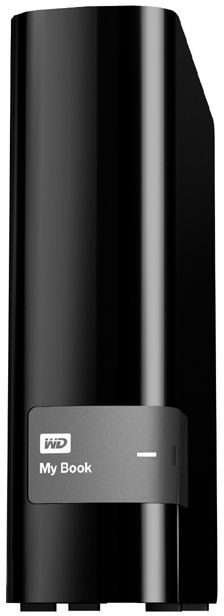 WD My Book 4TB External Hard Drive USB 3.0