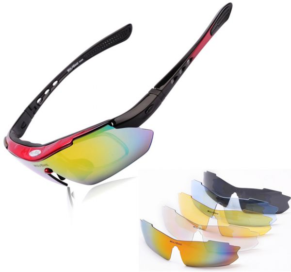 5249c687a03 Cycling Goggles Sunglasses Sports Goggle Shooting Bicycle Motorcycle Sun  Glasses Cycle Glasses 5 Len