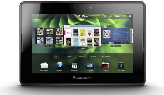 BlackBerry PlayBook 32GB 4G LTE (7 inch, BlackBerry OS, Dual Core 1 5 GHz)
