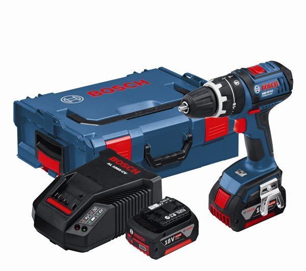 Bosch Dynamic Series Cordless Battery Operated Combi Drill 18 W