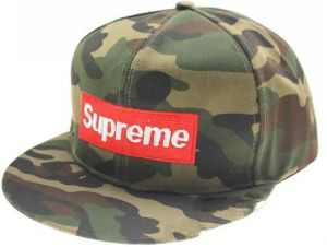 superme camouflage army style hat hip-hop baseball cap a493966a6dfd