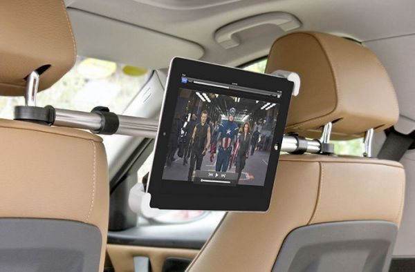 Souq   Tablet Car Headrest Mount Holder 7 - 10 inch Stand For iPads