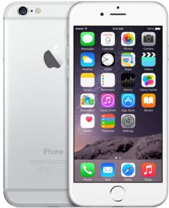 Apple iPhone 6 with FaceTime - 16GB, 4G LTE, Silver