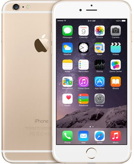 iphone 6 plus price. apple iphone 6 plus with facetime - 16gb, 4g lte, gold iphone price t