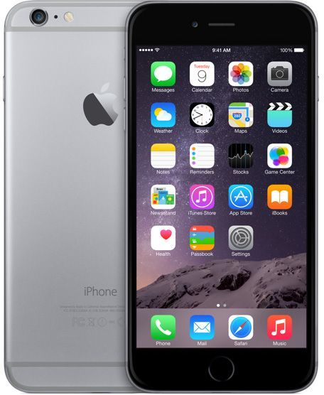 Apple iPhone 6 – 128GB – Without Face Time – Space Grey – Space Grey