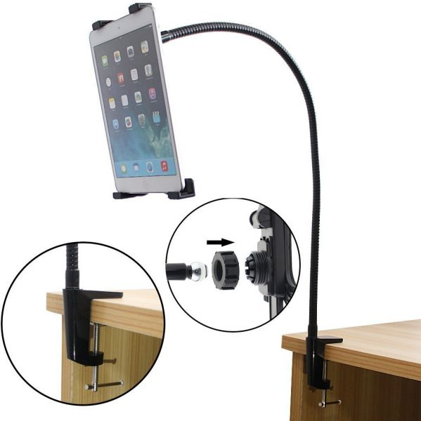 Stand 360 Flexible Table Lazy Bed Tablet Holder Mount For Apple Ipad 5 Air Samsung Tab 3 4