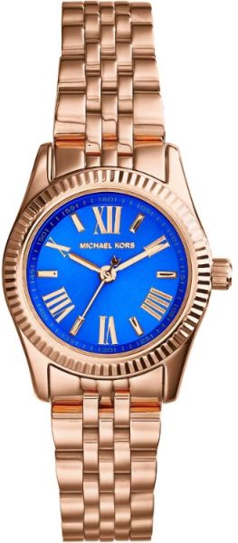 5280ff9626e4 Michael Kors Lexington Watch for Women - Analog Stainless Steel Band ...