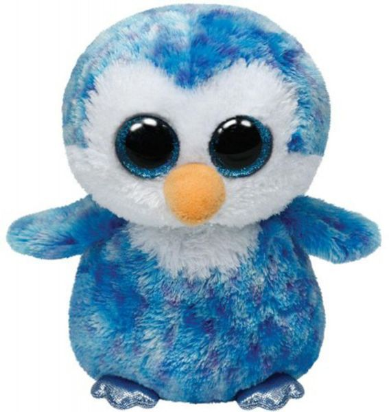 58805b2f3d8 Ty Beanie Boos Ice Cube Penguin Regular Plush Toy