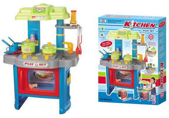 Kitchen Cook Set Toy Kids Souq Uae
