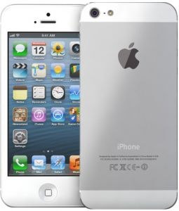 Iphone 5 applesamsunganker ksa souq apple iphone 5 with facetime 32gb 4g lte white silver reheart Gallery