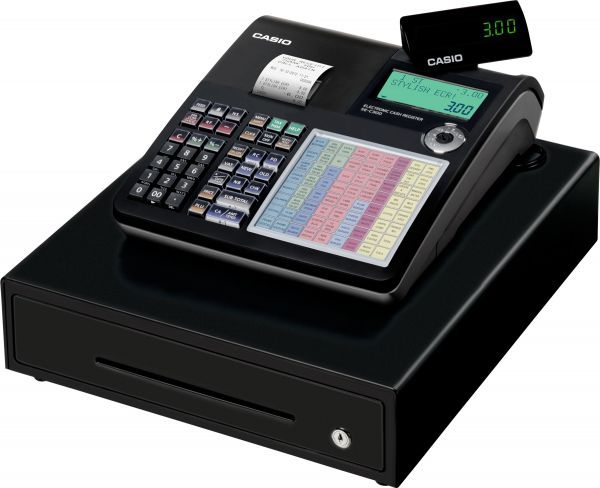 how to make a cash register out of a shoebox