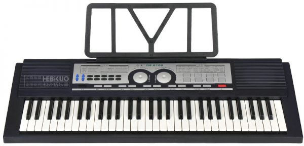 Standard Keyboard 5 Octave For Beginners YM 6100