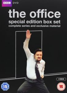 The Office 10th Anniversary Edition - Complete Series 1 & 2 and the Christmas Specials [DVD]