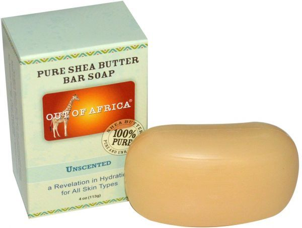 out of africa pure shea butter bar soap unscented 4 oz 113 g review and buy in riyadh. Black Bedroom Furniture Sets. Home Design Ideas