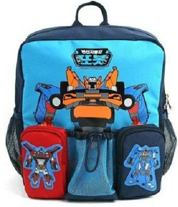 e7824f3f0167 Children kids transformers robot backpack cartoon school bag casual bag  BBBGG7-2
