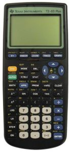 Texas Instruments Ti 83 Plus Graphing