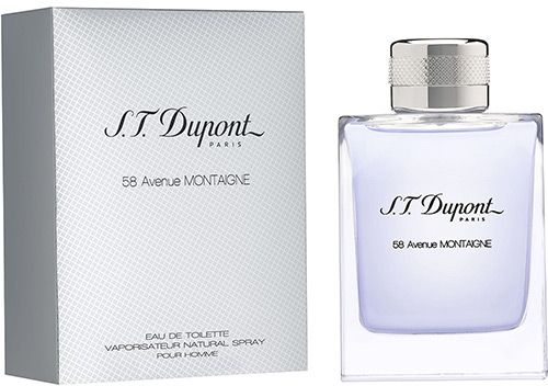 Price, Review, and Buy S.T. Dupont 58 Avenue Montaigne pour Homme ...