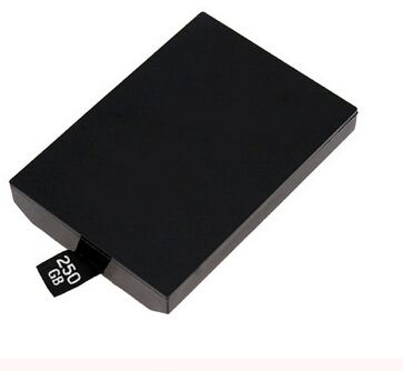 250GB Internal Hard Drive Disk for Xbox 360  Slim 250 GB